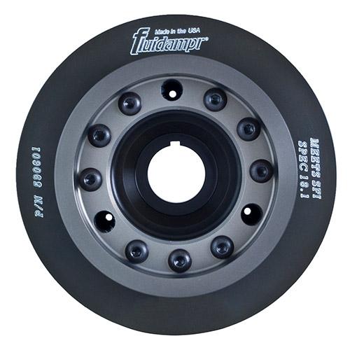 Fluidampr 530601 Internally Balanced Timing Damper Steel