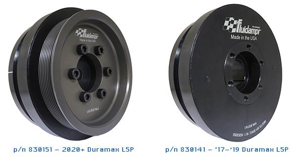 Fluidampr - Duramax L5P