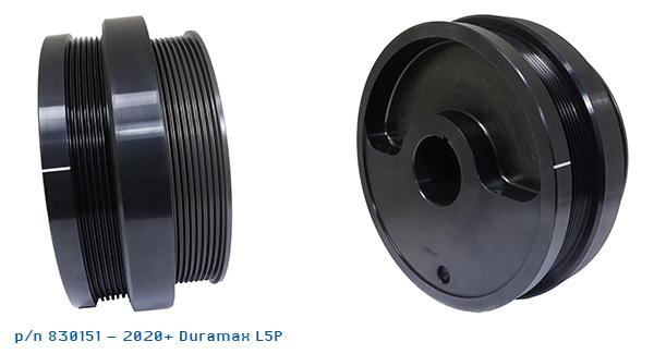 Fluidampr - 2020+ Duramax L5P