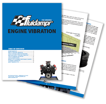 Engine Vibration Fluidampr Manufacturer Of Performance Dampers For Gas Diesel Engines