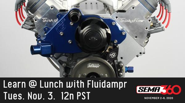 SEMA360 Fluidampr presenation