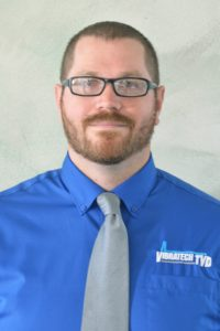 Aaron Neyman, Vibratech TVD Vibration Solutions Manager