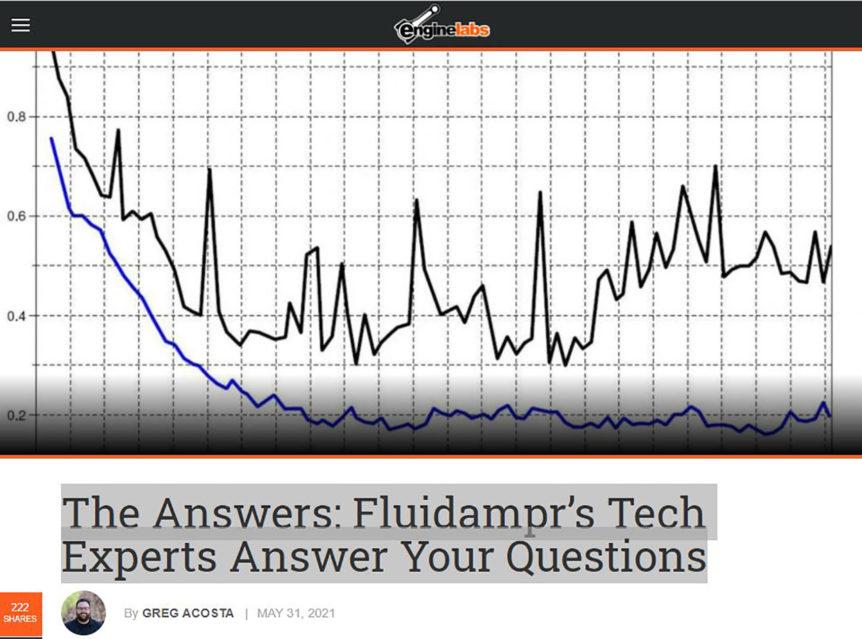 EngineLabs.com - Ask The Experts - Fluidampr